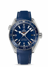 Omega Planet Ocean GMT 600m 232.92.44.22.03.001 Wrist Watch for Men