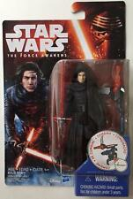 "NEW STAR WARS THE FORCE AWAKENS 3.75"" KYLO REN UNMASKED - IN STOCK"
