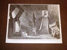 Teatro Manzoni di Milano nel 1878 La Cleopatra di Cossa Nel monumento