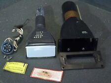 Rare Vintage CRT Electron Tube Display 3ASP1