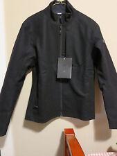 Mens New Arcteryx Diplomat Jacket Size Small Color Black