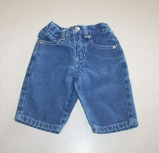 Infant Boy's Koala Kids Blue Denim Cotton Jeans 3-6 Months
