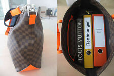 Louis Vuitton Cabas damier nivel canvas valija/keepall/neverfull