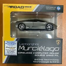 Lamborghini Murcielago Wireless Computer Car Mouse GREY - IDEAL GIFT