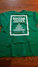 Boston Celtics 2008 World Championships Tip Off T-shirt