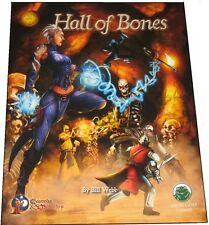 Frog God Games Swords & Wizardry Hall of Bones Free RPG Day 2013!