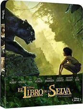 El Libro de la Selva (Blu-ray, 2016)