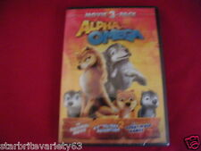 ** BRAND NEW ** ALPHA AND OMEGA - MOVIE 3 - PACK!!!