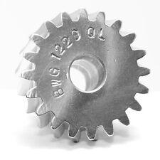 """New Union Gear  BWG-1220-QL Worm Gear  0.5"""" Bore 12 Pitch 20 Teeth"""