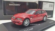MINICHAMPS 1/43 BMW Z3 M Coupè 2002  Red Art. 400029062