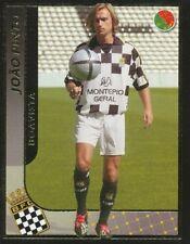 091 JOAO PINTO PORTUGAL STAR BOAVISTA.FC STICKER PANINI FUTEBOL 2004-2005