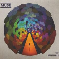 MUSE - THE RESISTANCE 2009 UK CD
