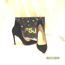 Chic Evening Stiletto Black Formal Pumps Size 7 Funny She JIll