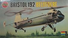 Airfix 1/72 Bristol 192 Belvedere Helicopter Model Kit New