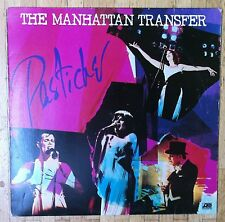 THE MANHATTAN TRANSFER Pastiche LP/GER