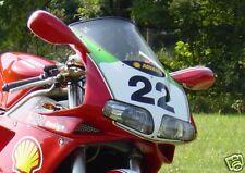 Aufkleber für Ducati 916 - 998  FRONT Design      04-10