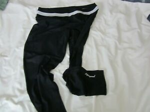 Life is Good womens XXL black workout pants gently used