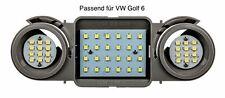 LED Innenraumbeleuchtung Lichtpaket Module Innenraum Lampe hinten VW Golf 6 IB6