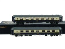 LS Models 49173 SET CIWL Pullman SalonWagen Typ WP/WPC blau/beige Ep2-3 NEUOVP