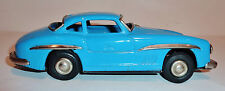 NOMURA / TN Japanese Tin Litho Friction 1950s MERCEDES BENZ 300SL GULLWING COUPE