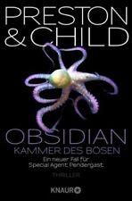 Obsidian - Kammer des Bösen von Douglas Preston, Lincoln Child, UNGELESEN