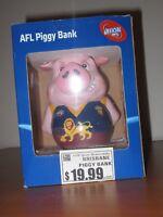 Brisbane Lions Official AFL licensed Piggy Bank