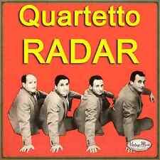 QUARTETTO RADAR Vintage Italian Song CD / Le donne del far West , Only You ....