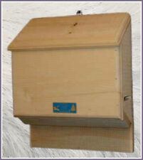 Natures Insect Control Sunshine's Bat House Two Sizes Small Large 100 or 200 Bat