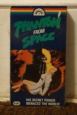 Phantom From Space Rare & OOP Sci-Fi Movie Brand New/Sealed Goodtimes Video VHS