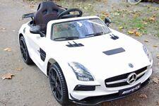 Mercedes Benz SLS AMG Cabriolet Lizenz Kinderauto