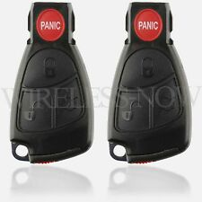 2 Replacement For 2000 2002 2003 2004 2005 2006 Mercedes C230 C 230 Smart Remote