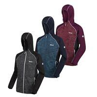 Regatta Womens Walbury Stretch Hoody Hooded Golf Fleece Jacket RRP £60
