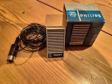 Philips dynamisches Mikrofon El 1976/00 vintage
