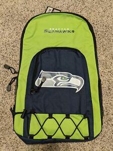 Seattle seahawks Backpack Echo bungee Style