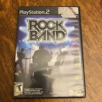 PlayStation2 - Rock Band