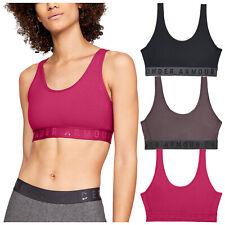 Under Armour Ladies Favourite Cotton Everyday Bra UA Sports Training Soft Top