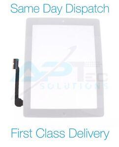 Genuine original iPad 4 A1458 A1459 A1460 Touch Screen Digitizer Glass White