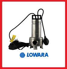 ELETTROPOMPA POMPA LOWARA DOMO 7 B 107670010 in promozione straordinaria