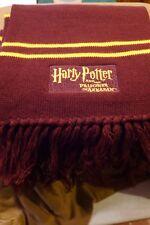 Harry Potter Rare Promo Prisoner Of Azkaban Scarf Gryffindor