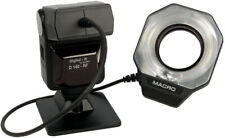 1 x Bilora digitaler Ringblitz für Canon E-TTL D140RF-C Neu OVP