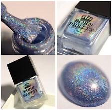 10ml BORN PRETTY Holo Lack Glitzer Super Glanz Nagellack Farbe H006