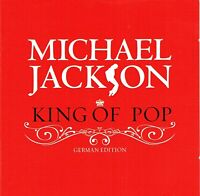 (2CD's) Michael Jackson - King Of Pop - Billie Jean, Beat It, Thriller, Bad
