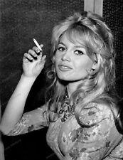 8x10 Print Brigitte Bardot 1960's #BB773