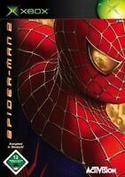 Microsoft Xbox Spiel - Spider-Man 2 mit OVP
