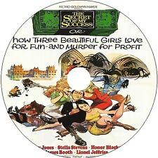 The Secret of My Success DVD James Booth Shirley Jones Honor Blackman V Rare