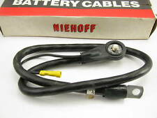 "Niehoff 7-230 Battery Cable - Battery To Ground - 2 Gauge 30"" Long"