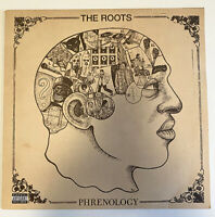 The Roots Phrenology 2002 1st Pressing 2X Vinyl TYPO MISPRINT HipHop Questlove