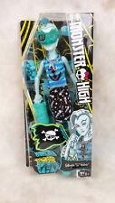 """Monster High Shriek wrecked  Gillington """"Gil"""" Webber BNIB"""