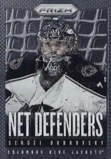 2013-14 Panini Prizm Net Defenders #7 Sergei Bobrovsky