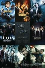 Harry Potter Movie Sheet Collage Poster 24x36 inch *Fast Shipping* New Rare